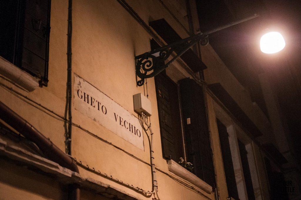 Getto żydowskie w Wenecji