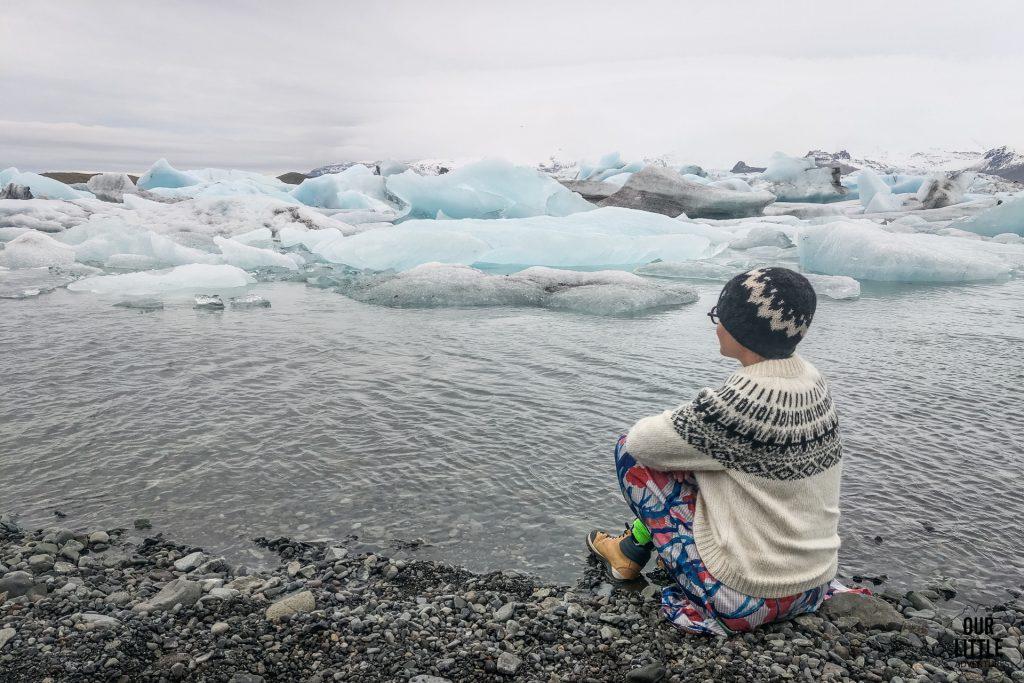 Laguna lodowcowa, Islandia, Our Little Adventures