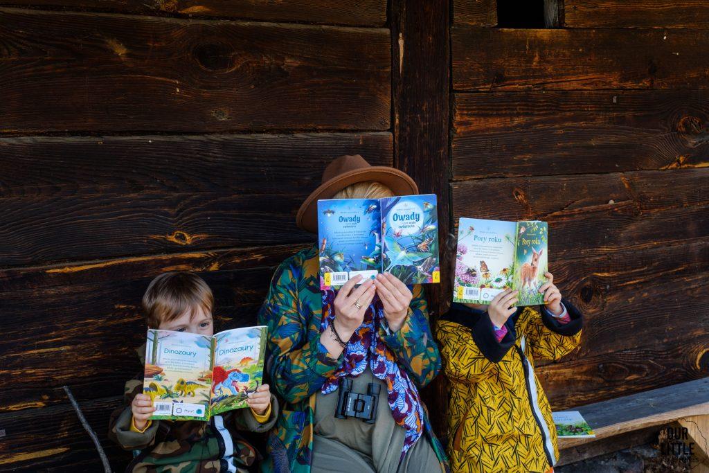 Książki o przyrodzie dla dzieci, Our Little Adventures