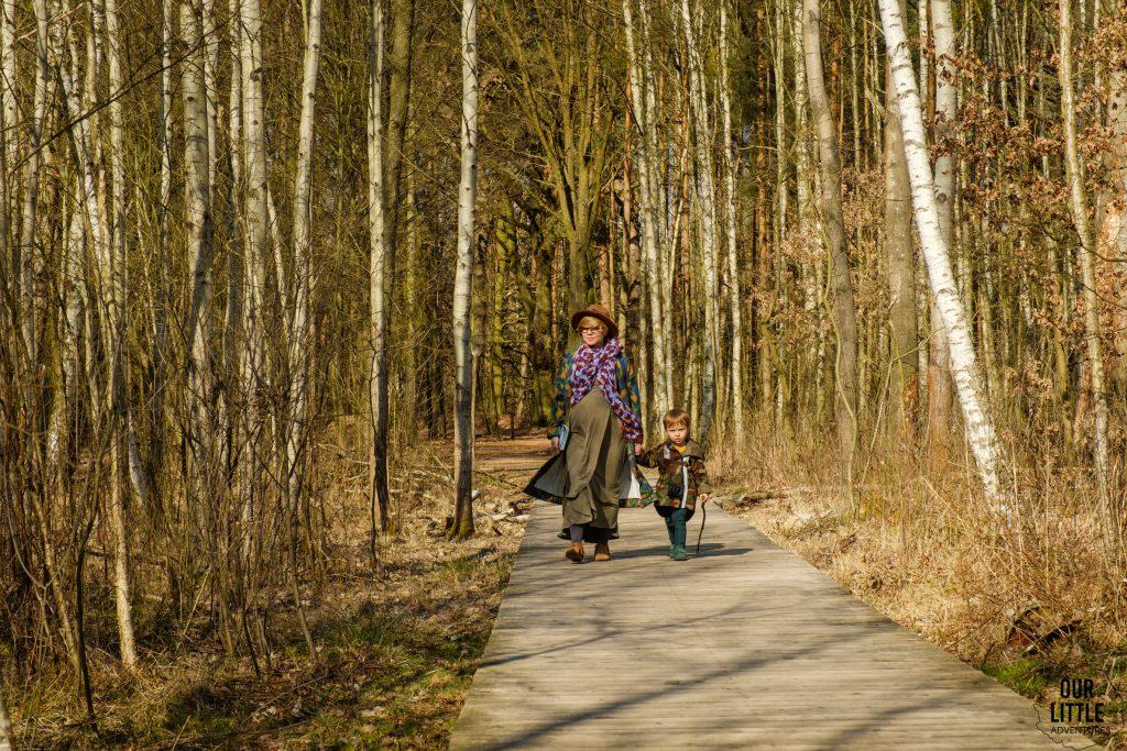 Kampinoski Park Narodowy, Our Little Adventures