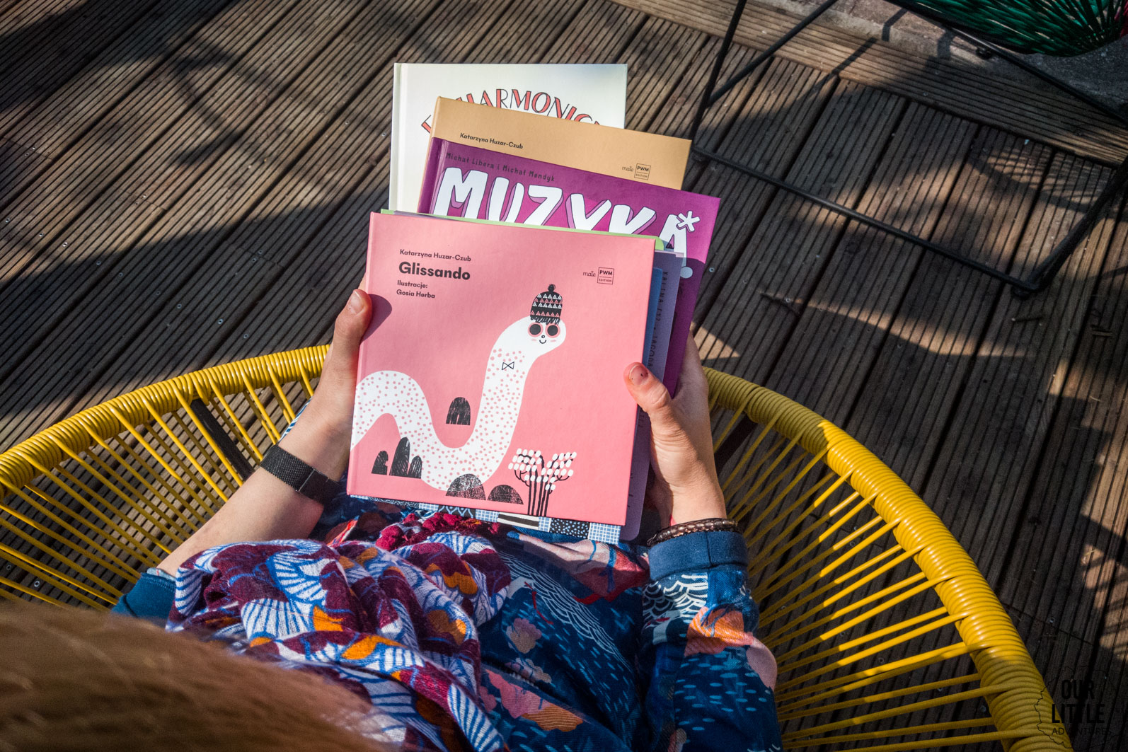 Czy Dźwięki Można Zobaczyć Książki O Muzyce Dla Dzieci