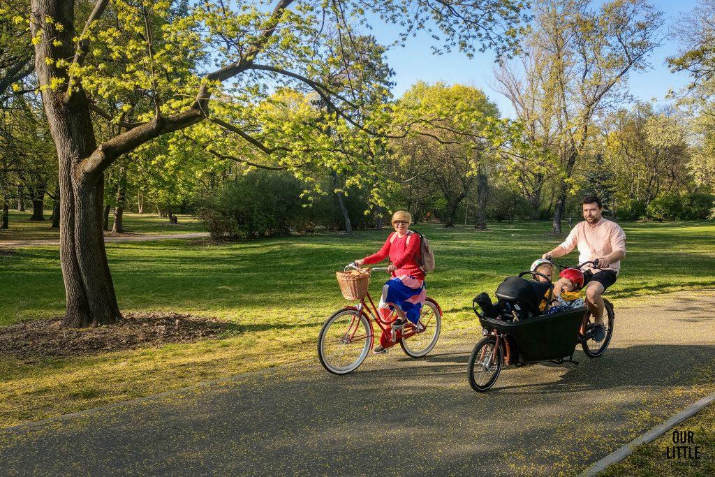 Jak nauczyć dziecko jeździć na rowerze? Nic na siłę. Our Little Adventures