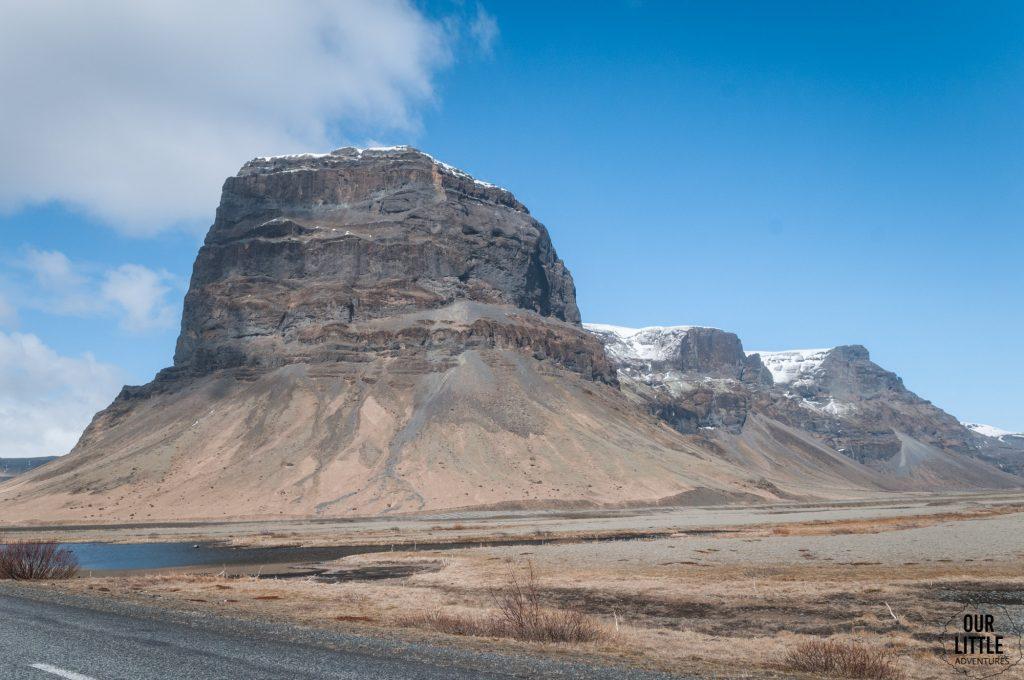 w drodze do parku Narodowego Vatnajokull