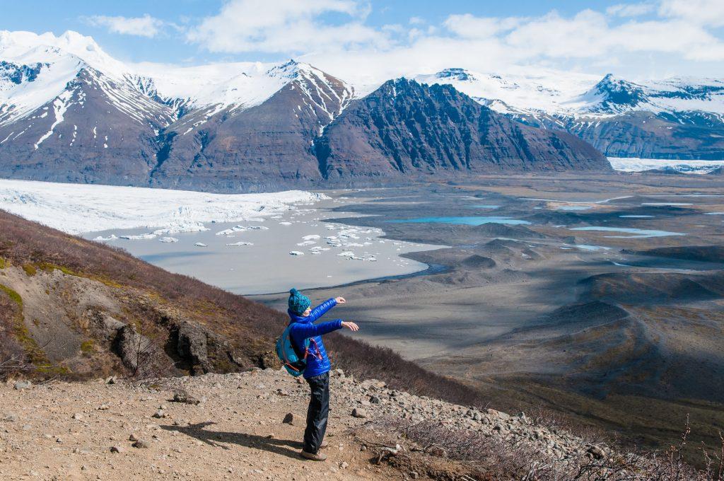 Trekking na lodowcu Vatnajökull, Our Little Adventures