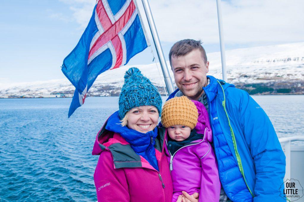 Oglądanie wielorybów z Akureyri, Eyjafjordur