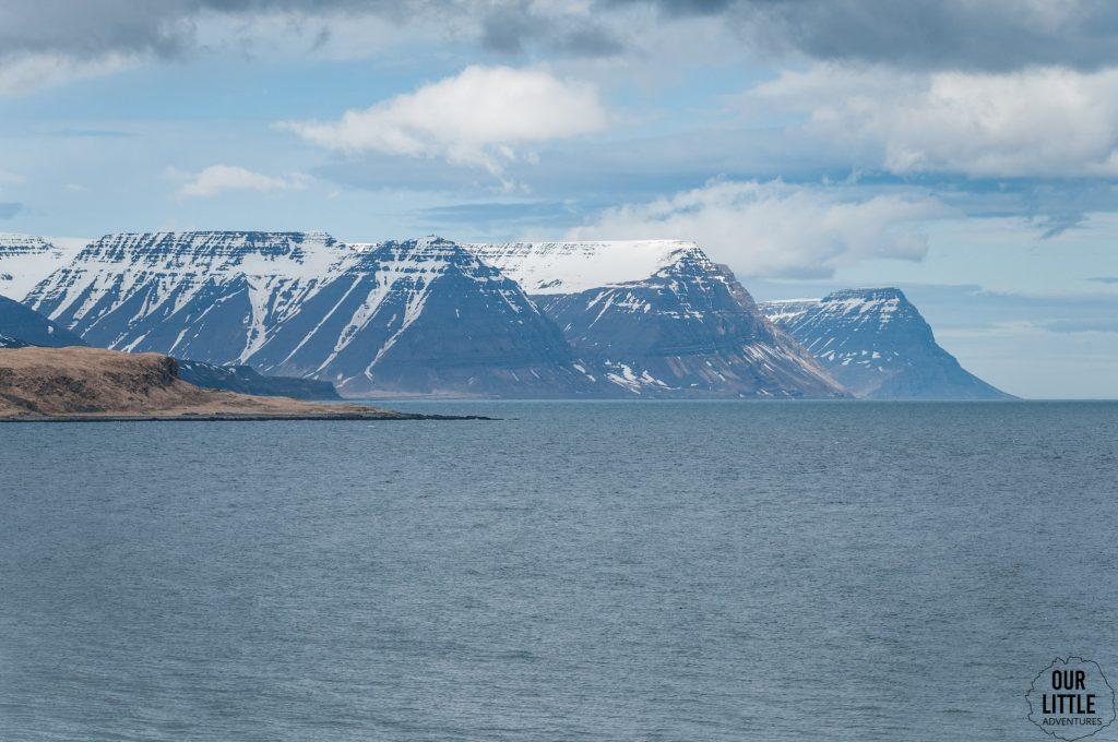 widok na spektakularne fiordy zachodnie