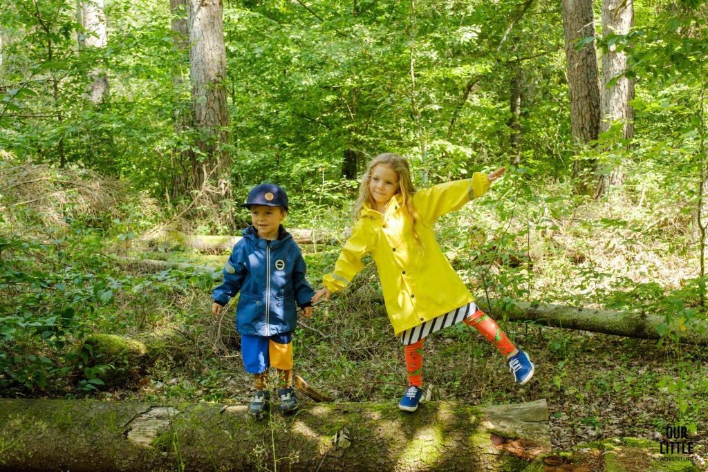 Ubrania dla dzieci do zadań specjalnych - Reima