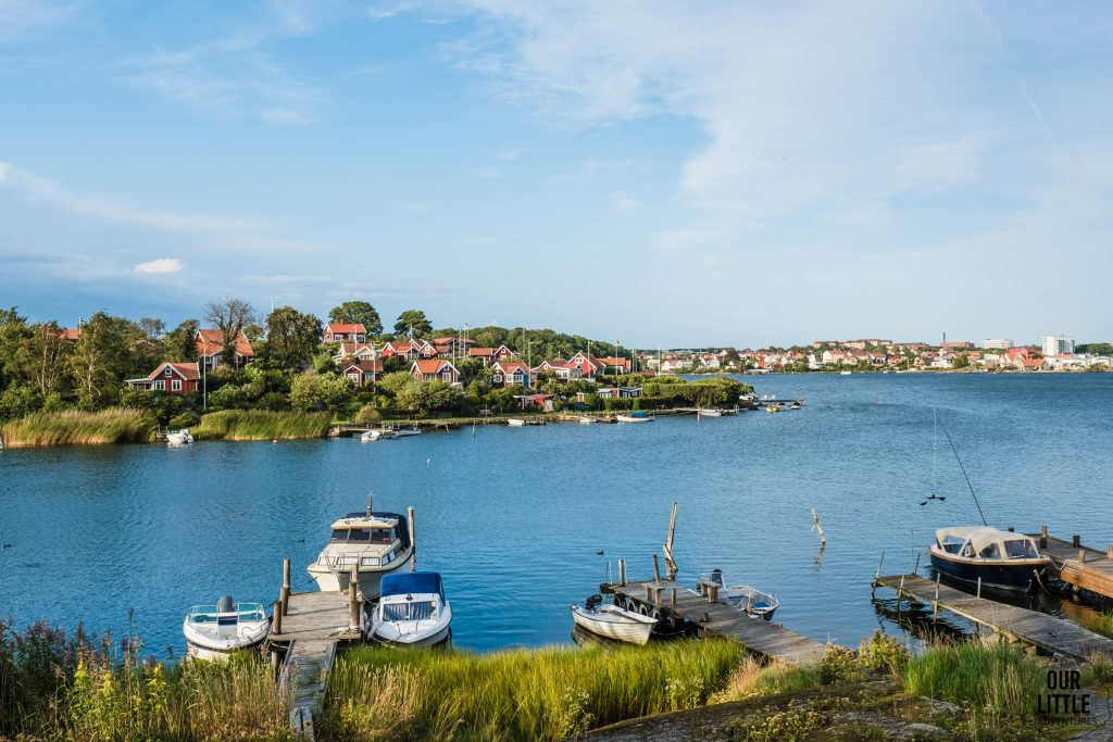 Rejs promem do Krainy Pippi - Karlskrona, Our Little Adventures