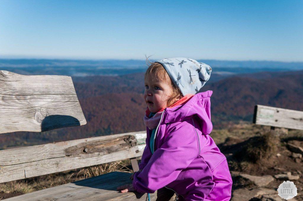 Połonina Caryńska, Gdzie na weekend z dziećmi -  Pomysły na jesienne rodzinne wycieczki. Our Little Adventures.