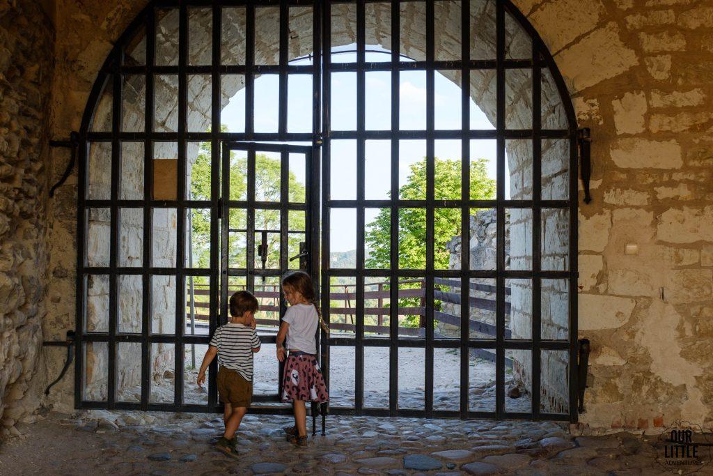 Zamek w Janowcu nad Wisłą, Our Little Adventures