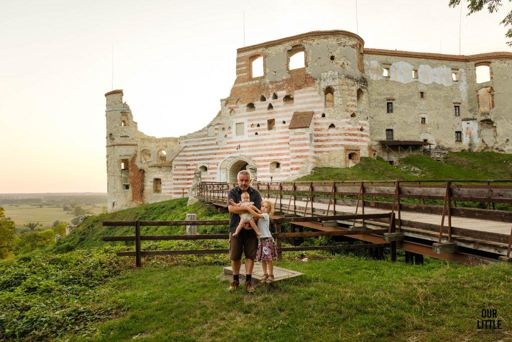 Janowiec nad Wisłą - ruiny zamku, Our Little Adventures