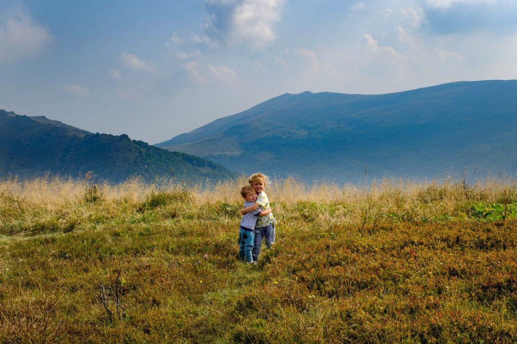 Bieszczady - nasze ukochane polskie góry na rodzinne podróże, Our Little Adventures
