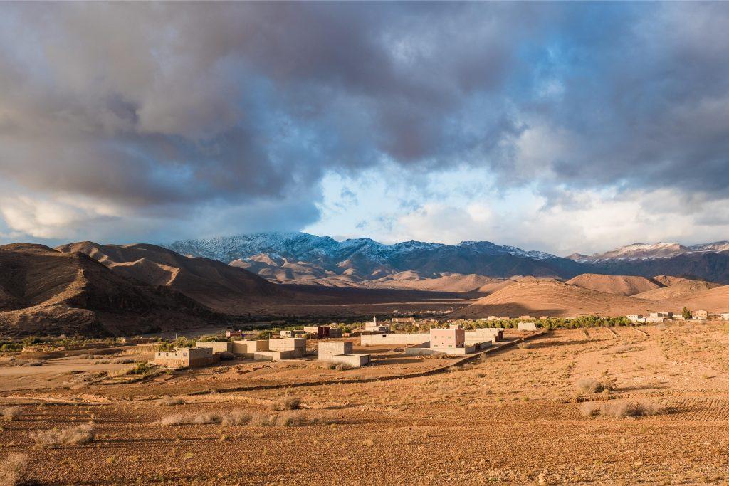 Rodzinne podróżowanie to ciągły zachwyt światem - Maroko