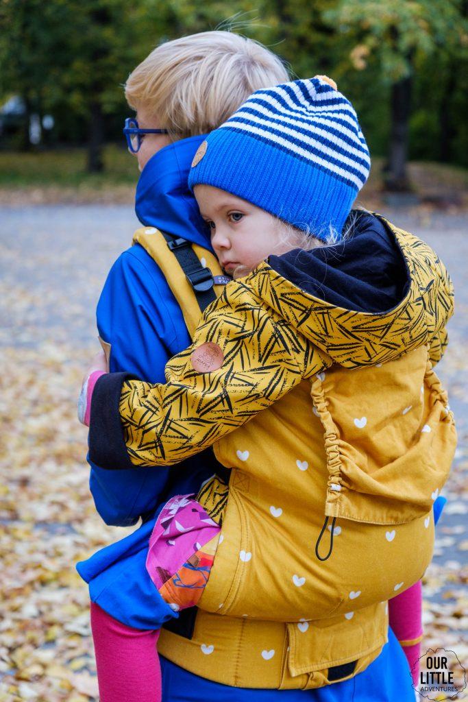 Dziecko 5 lat w Tuli