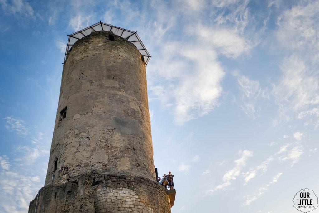 Zamek w Iłży - pomysł na jednodniową wycieczkę z Warszawy