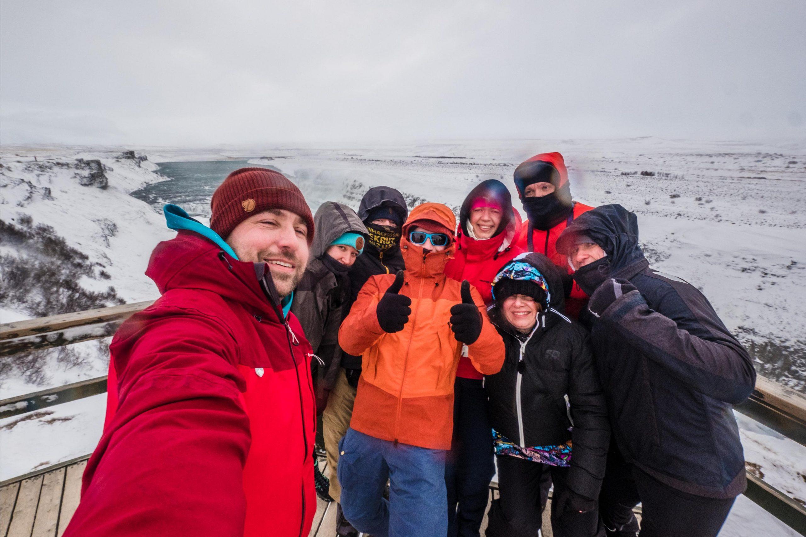 zwiedzanie islandii zimą