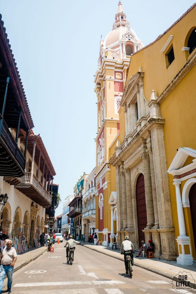 ulice Cartageny