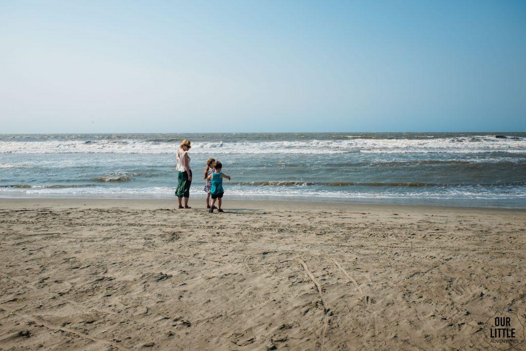 plaża w Cartagenie