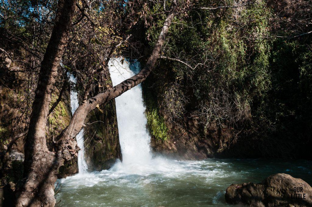 wodospady Banas Nature Reserve