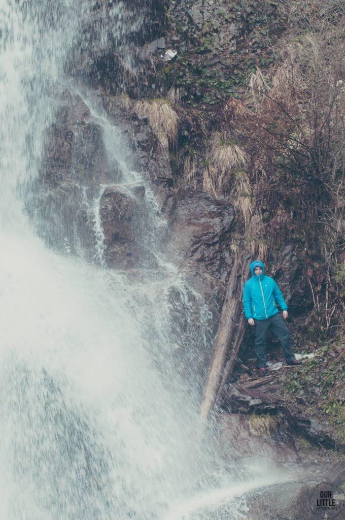 Wodospad Varciorog