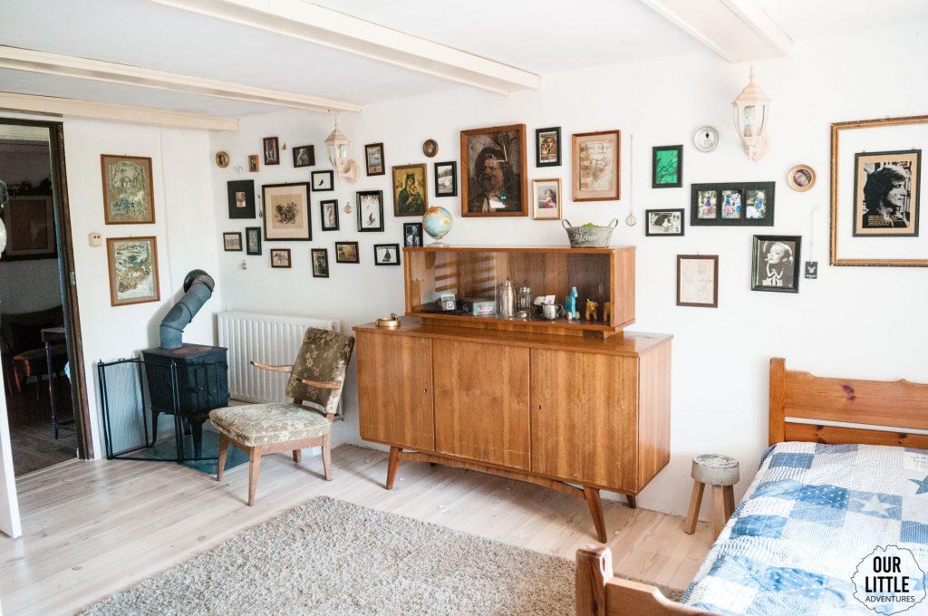 pokój w domku w Łan Sztuk