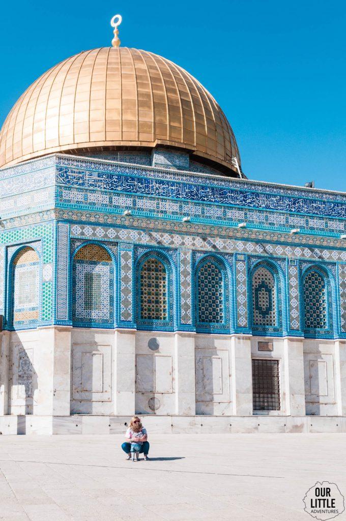Kopuła na Skale w Jerozolimie