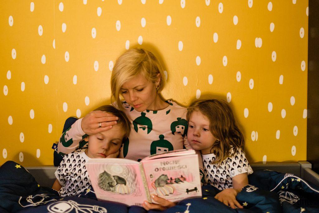Nocne opowieści, Wydawnictwo Dwie Siostry, kołysanki dla dzieci, Our Little Adventures