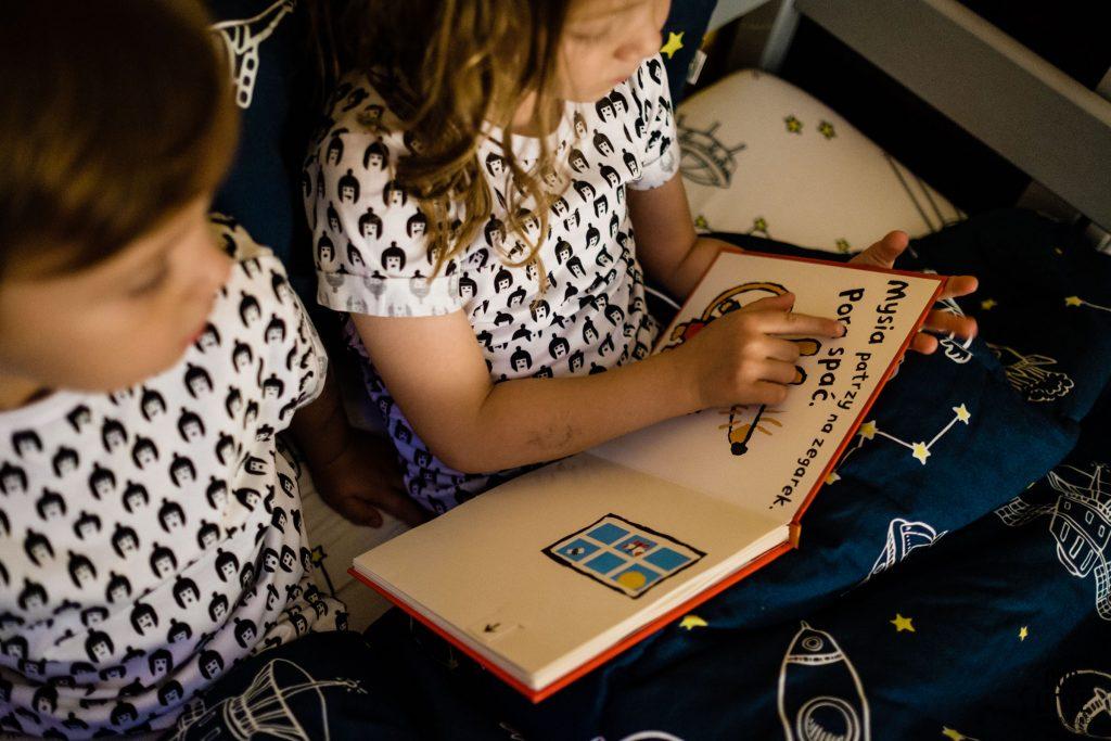 Mysia idzie spać, książkowe kołysanki dla dzieci