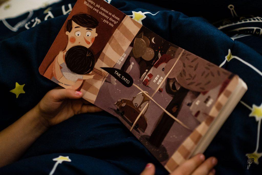 Pucio mówi dobranoc, Nasza Księgarnia, kołysanki dla dzieci