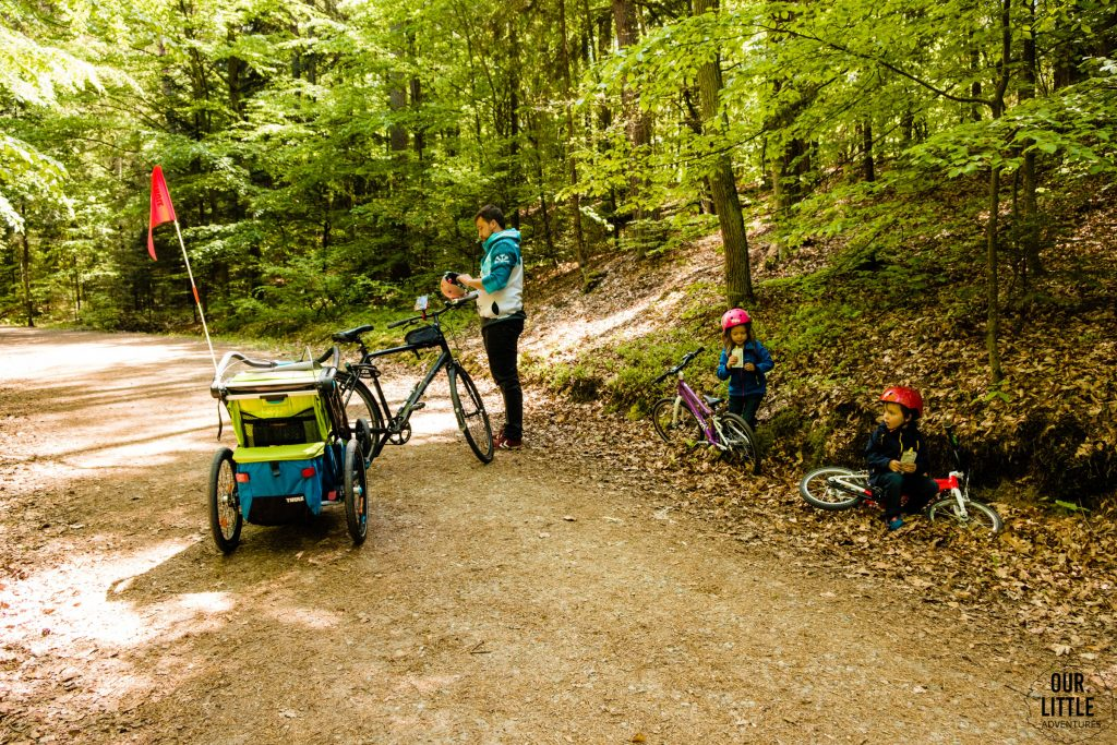 Trasa rowerowa Zwierzyniec - Stawy Echo, Roztocze z dziećmi