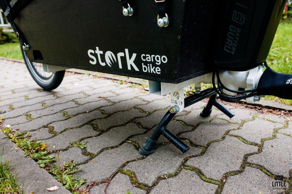 skrzynia Stork cargo bike