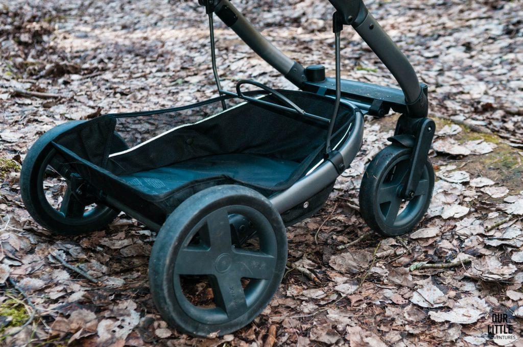 kosz w wózku Wózek X-lander X-Cite