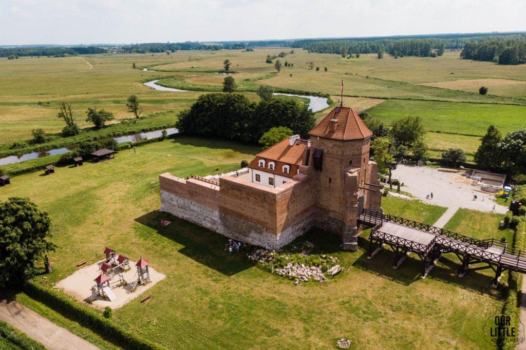 Zamek w Liwie - jednodniowa wycieczka z Warszawy