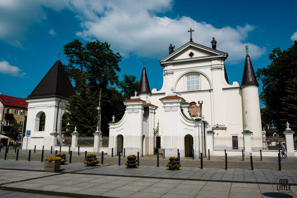 Bazylika w Węgrowie i Legenda o Panu Twardowskim - jednodniowa wycieczka z Warszawy