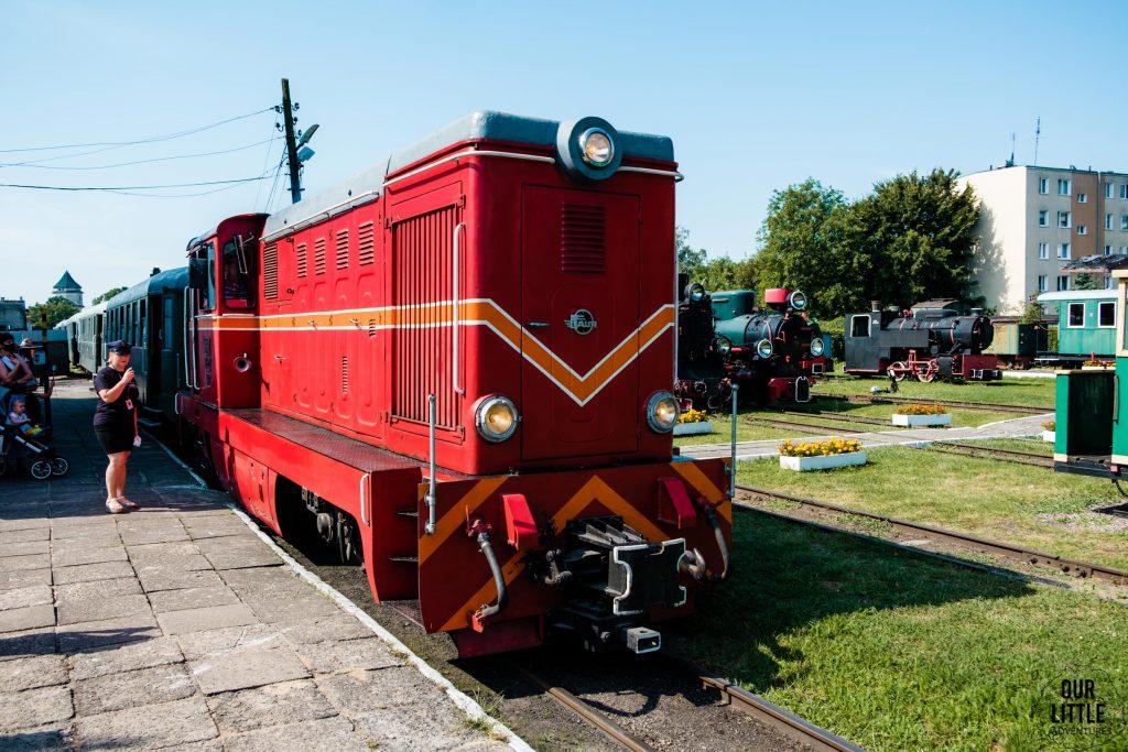 Pociąg Retro sochaczew