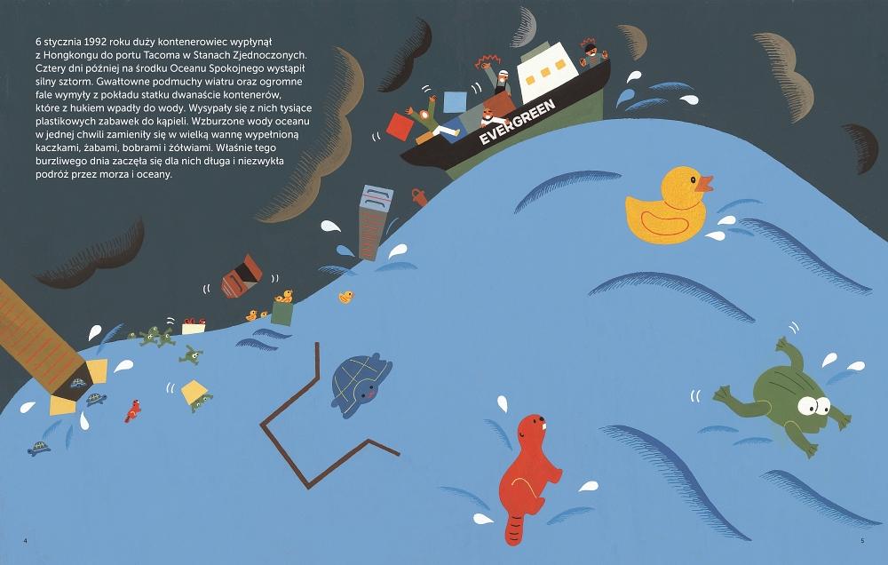 PLASTIK FATASTIK? ilustracja do książki, wydawnictwo BABARYBA