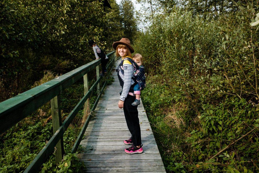 Ścieżka przyrodnicza - Bagno Całowanie