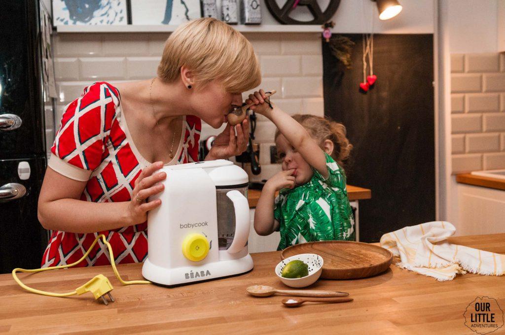 gotowanie z Babycook