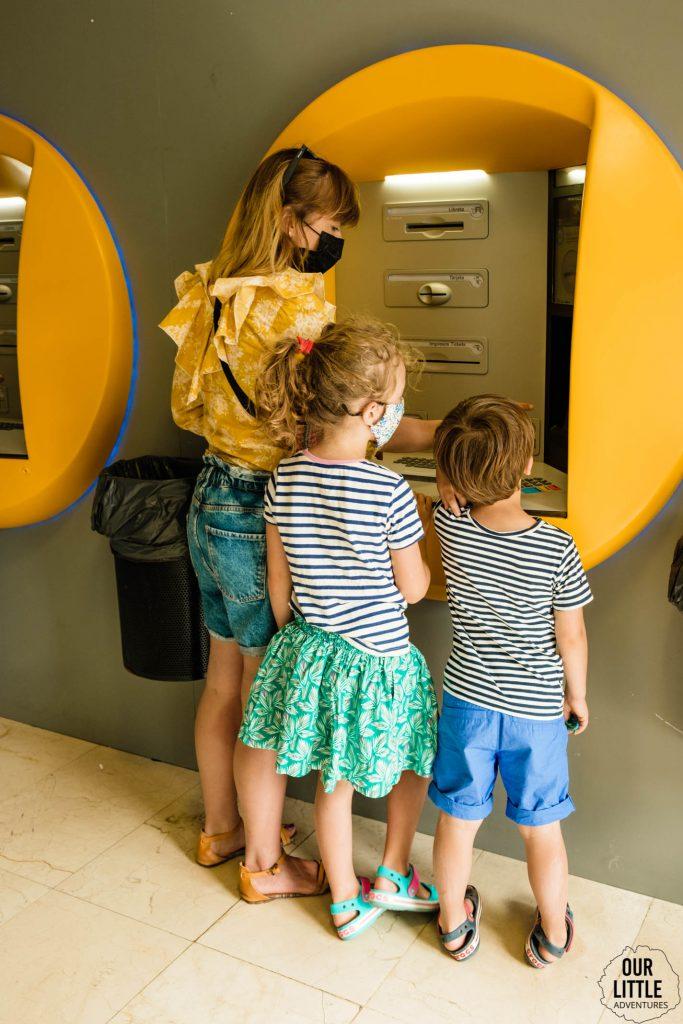 bankomaty na Teneryfie