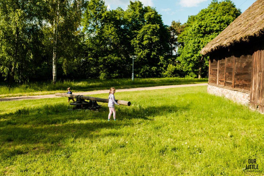 Muzeum Wsi Mazowieckiej w Sierpcu - jednodniowa wycieczka z Warszawy - Our Little Adventures