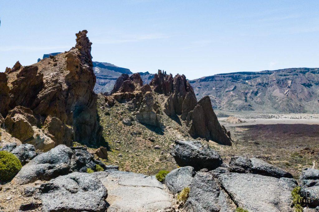 Trekking Roques de Garcia