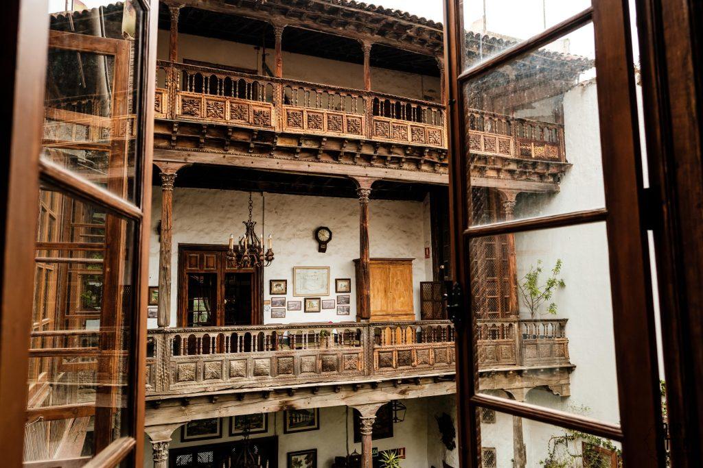 Casa de los balcones Orotava