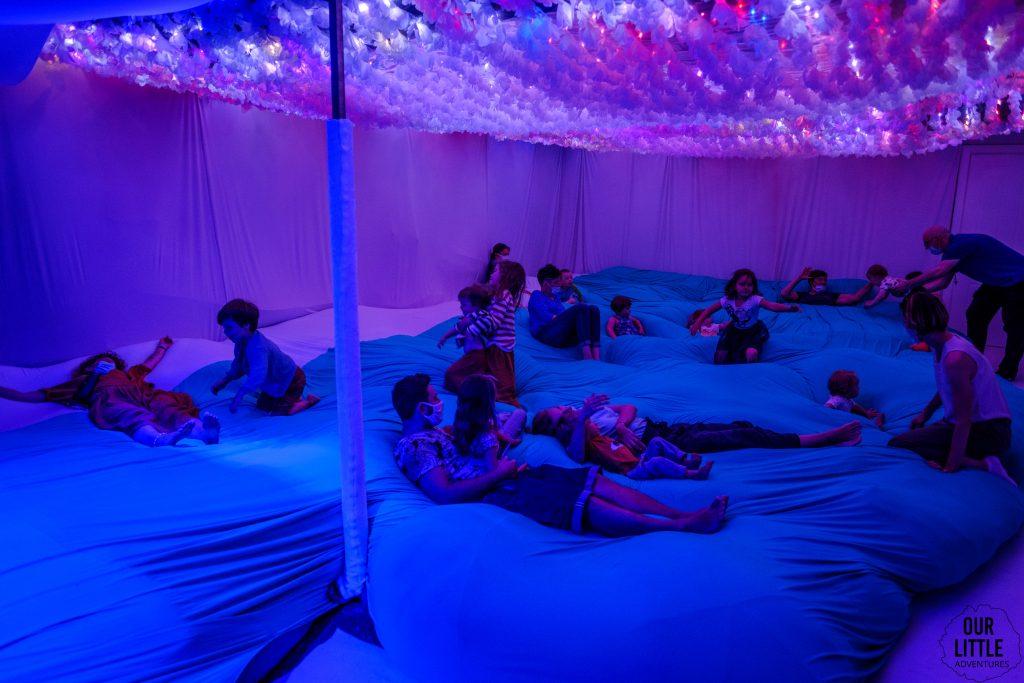 Sensoryczny Labirynt Muzyczny - Teatr Małego Widza w Warszawie - Our Little Adventures