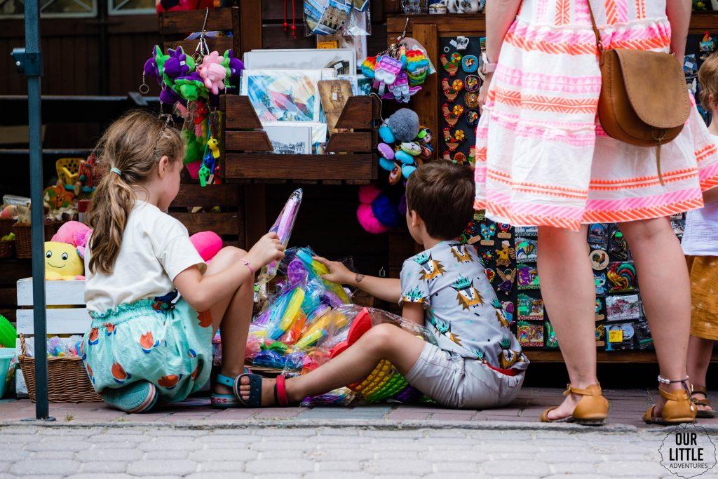 Nie kupię Ci tego, bo...Wakacyjne zachcianki dzieci - Our Little Adventures