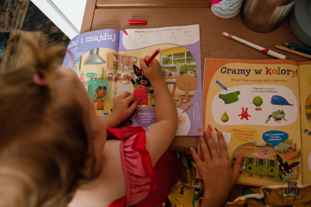 Bing gazetka dla dzieci - Our Little Adventures