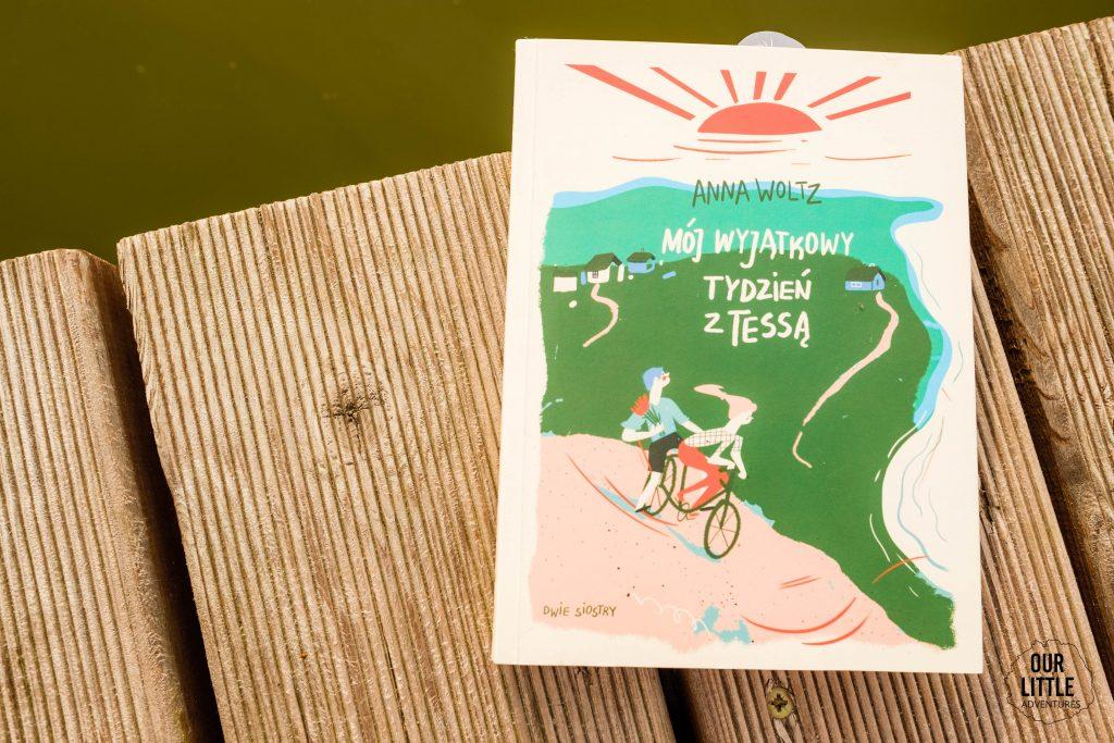 Co czytać w wakacje? Nasze ulubione książki dla dzieci na lato - Mój wyjątkowy tydzień z Tessą - Our Little Adventures