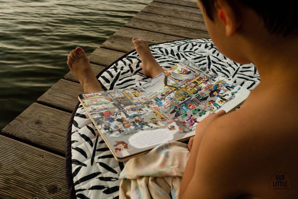 Co czytać w wakacje? Nasze ulubione książki dla dzieci na lato - Opowiem Ci mamo co robią dorośli - Our Little Adventures