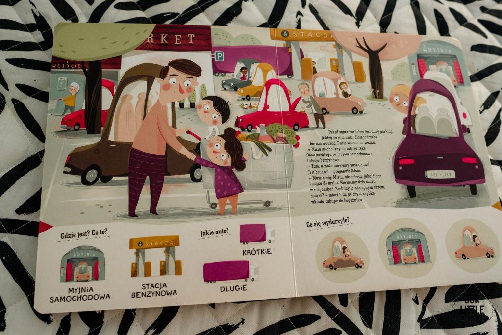 Co czytać w wakacje? Nasze ulubione książki dla dzieci na lato - Pucio w mieście - Our Little Adventures