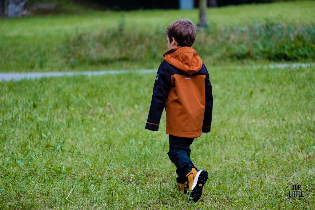 Reima Back to school - kiedy dzieci idą do szkoły - Our Little Adventures